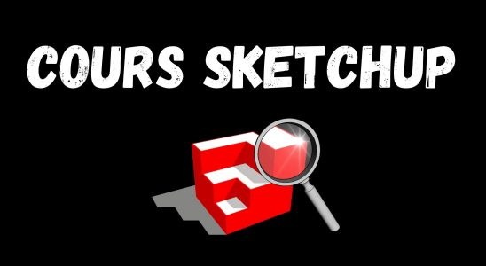 cours sketchup